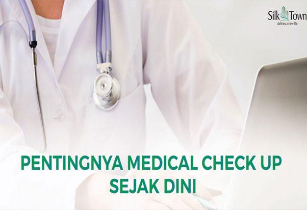 Pentingnya Medical Check Up Sejak Dini