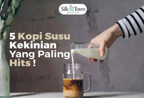 5 Kopi Susu Kekinian Yang Paling Hits Di Jakarta